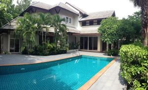 Nichada Nathakorn Park House in Compound for Sale/Rent