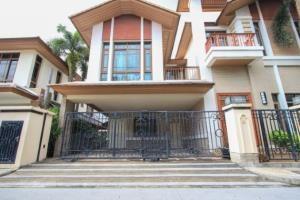 Baan Sansiri Type D House for Rent