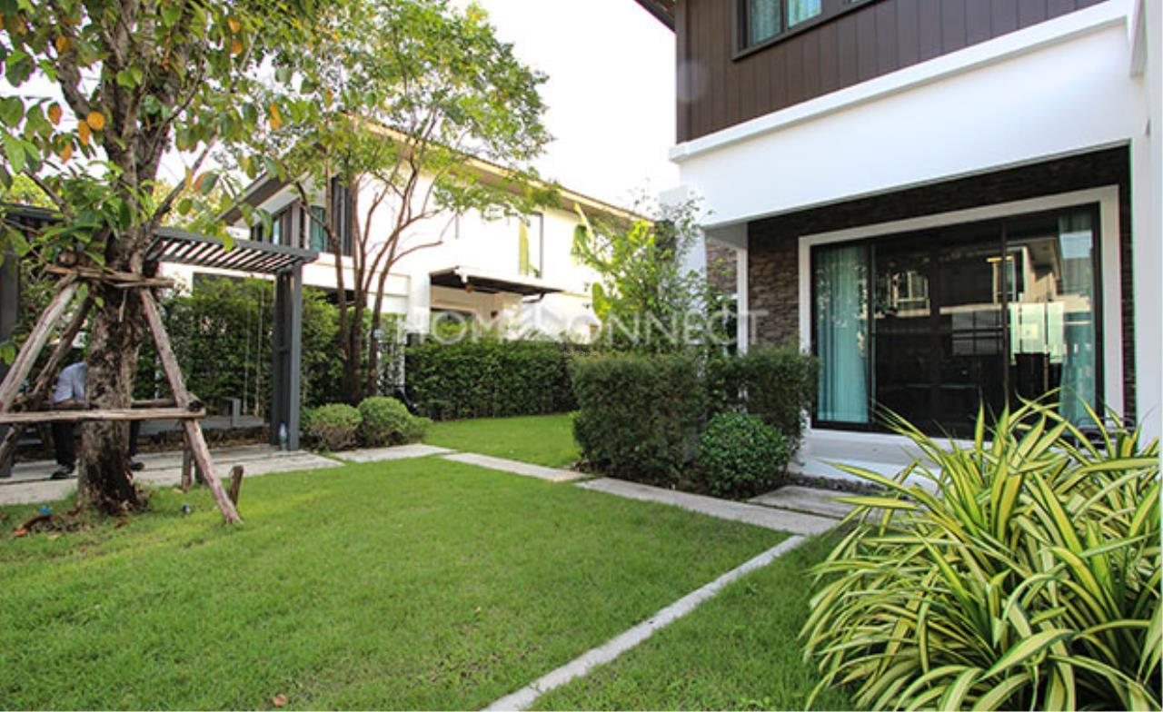 Home Connect Thailand Agency's Moobaan Manthana Bangna House for Rent  1