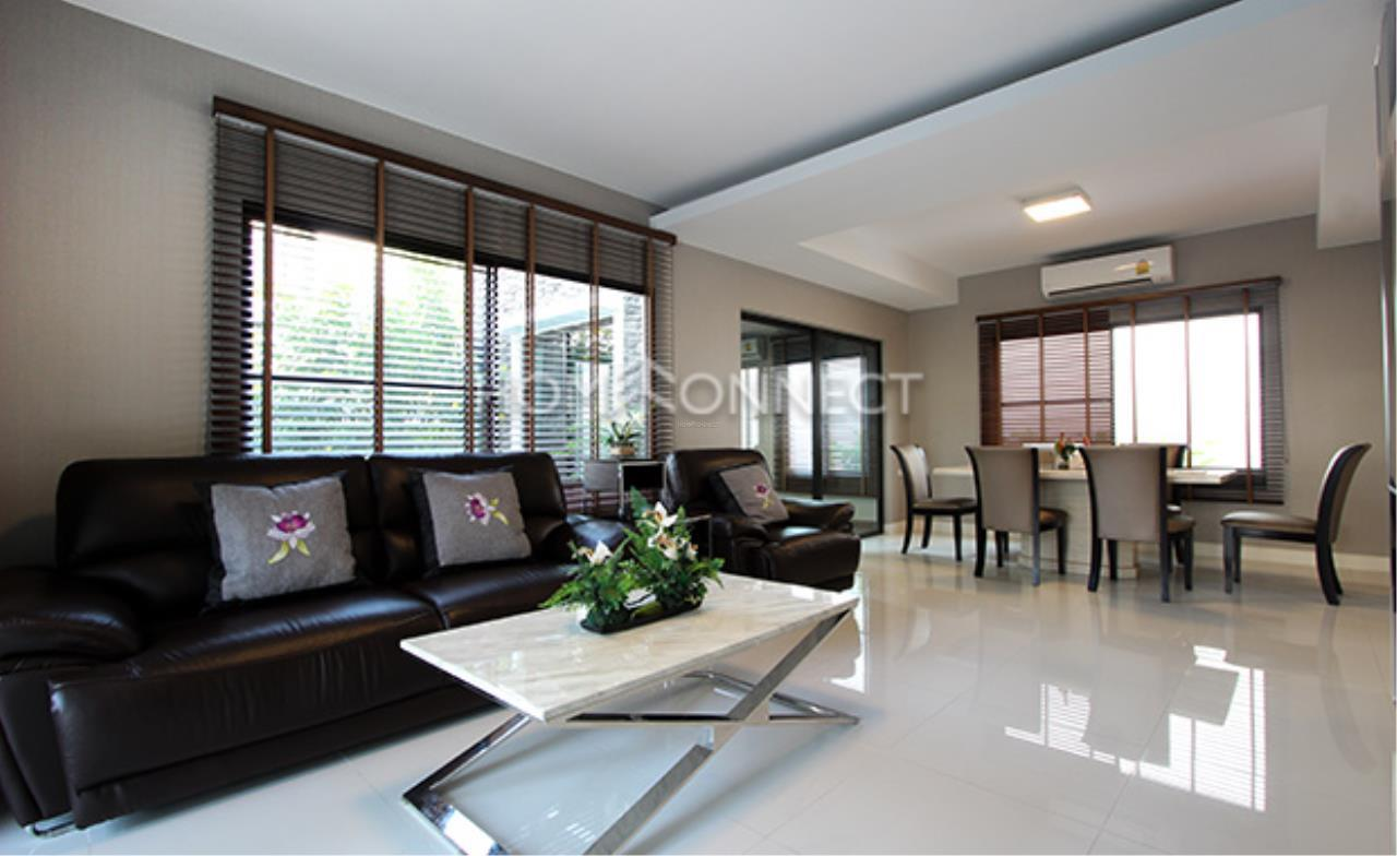 Home Connect Thailand Agency's Moobaan Manthana Bangna House for Rent  3