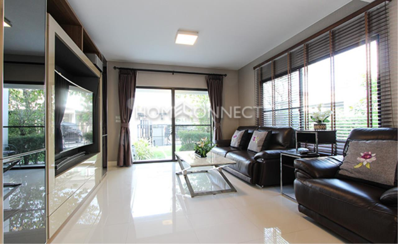 Home Connect Thailand Agency's Moobaan Manthana Bangna House for Rent  4