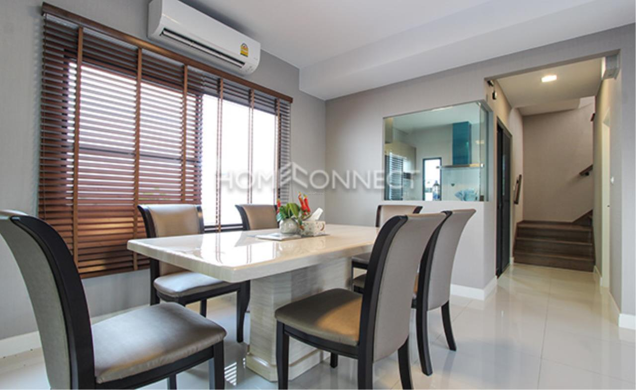 Home Connect Thailand Agency's Moobaan Manthana Bangna House for Rent  5