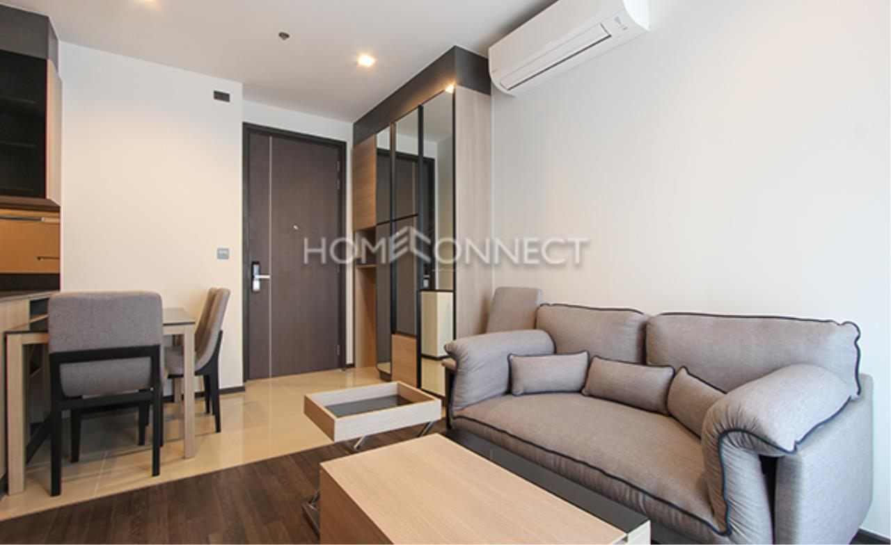 Home Connect Thailand Agency's The Line Asoke-Ratchada Condominium for Rent 2