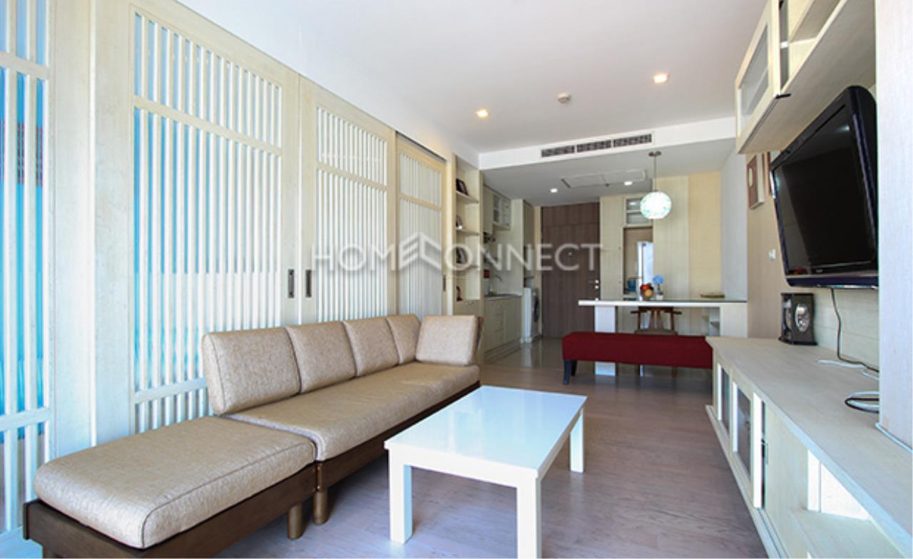 Home Connect Thailand Agency's Noble Remix Condominium for Rent 2