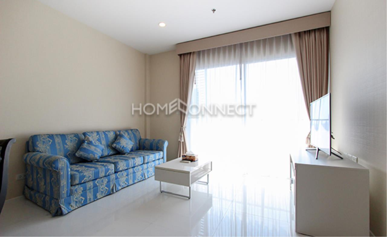 Home Connect Thailand Agency's Hive Taksin Condominium for Rent 1