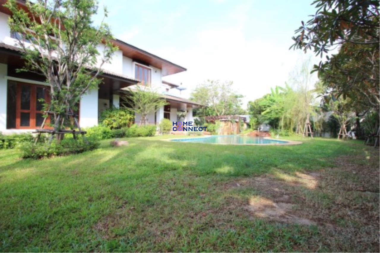 Home Connect Thailand Agency's Moobaan Panya House for Rent 8