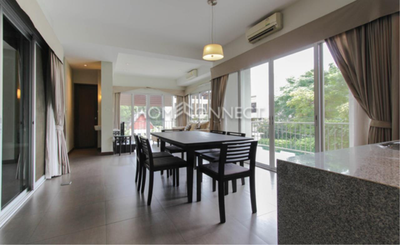 Home Connect Thailand Agency's Baan Rom-Yen Ekamai 2-1 Condominium for Rent 1