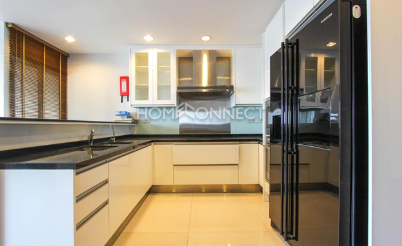 Home Connect Thailand Agency's Sathorn Garden Condominium for Rent 9