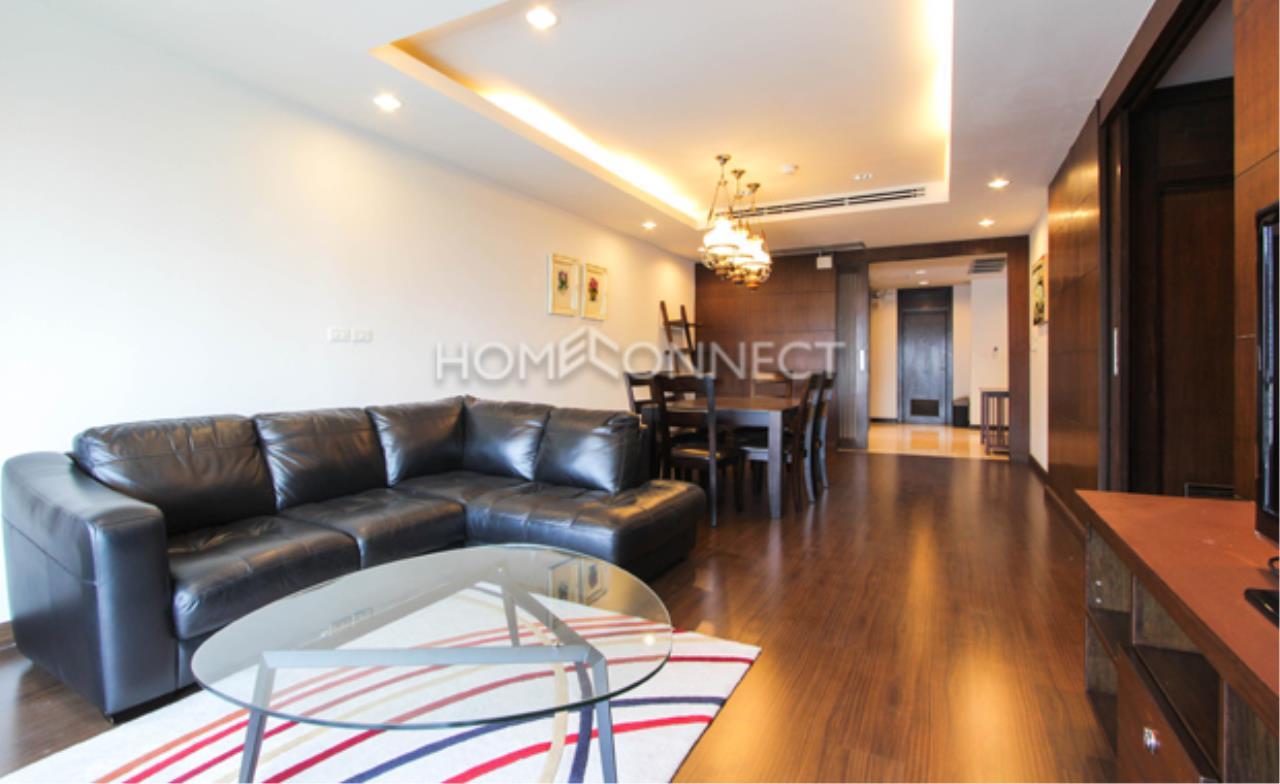 Home Connect Thailand Agency's Sathorn Garden Condominium for Rent 12