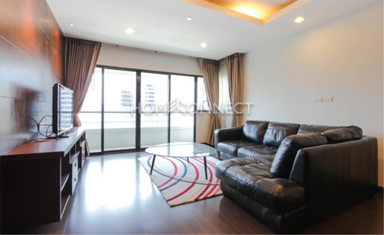 Home Connect Thailand Agency's Sathorn Garden Condominium for Rent 1
