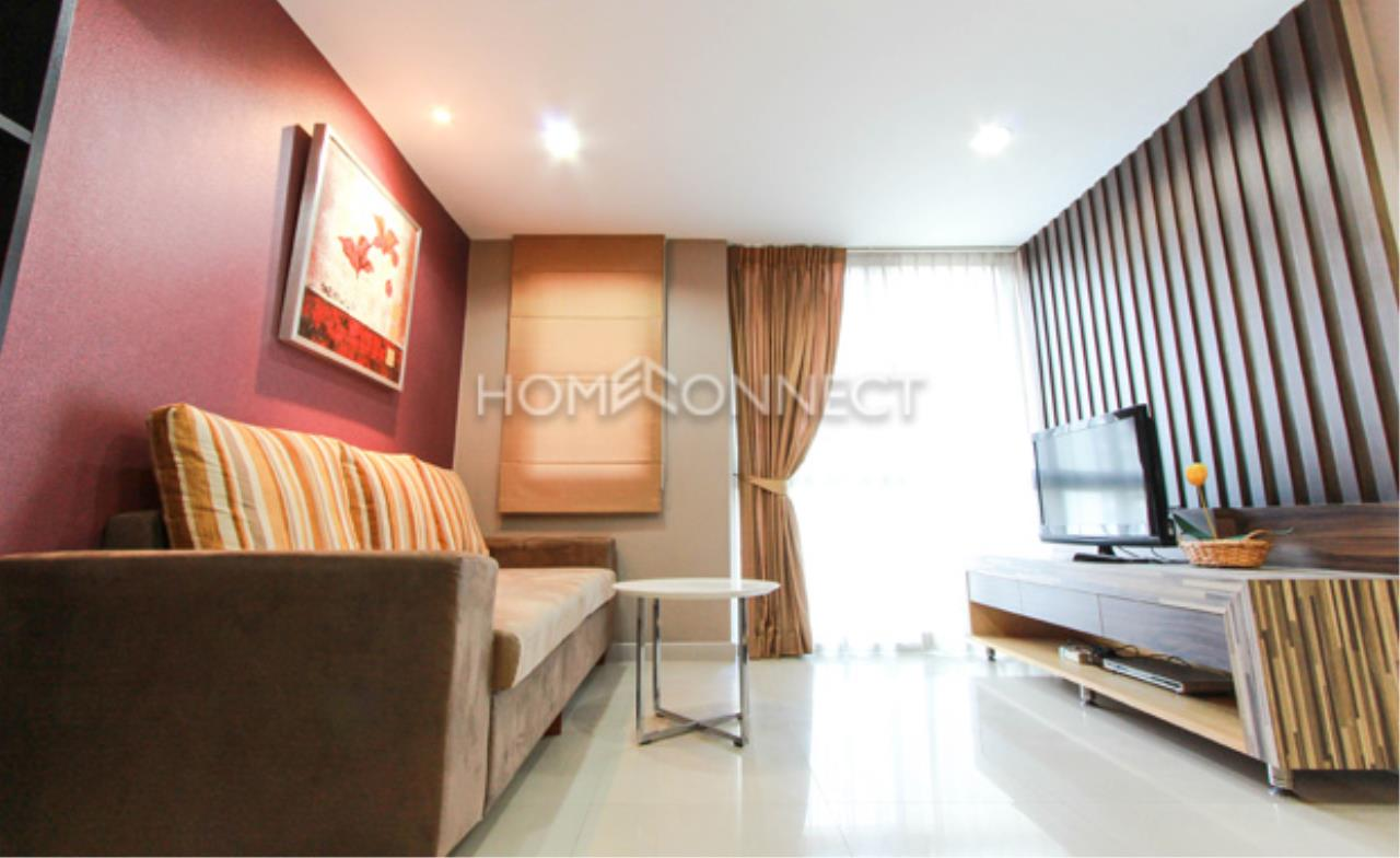 Home Connect Thailand Agency's Serene Place Condominium for Rent 1