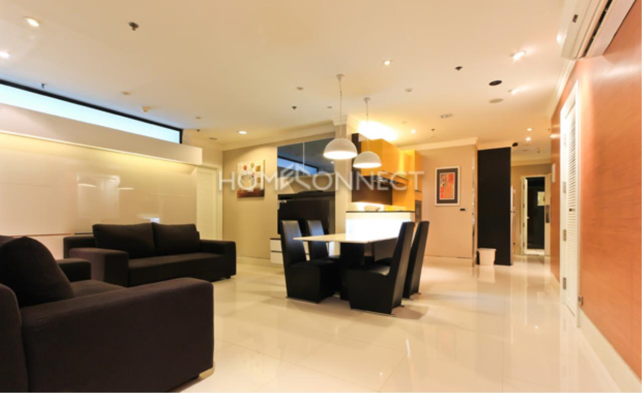 Home Connect Thailand Agency's Vega Apartment The Master Centrium Condominium for Rent 1