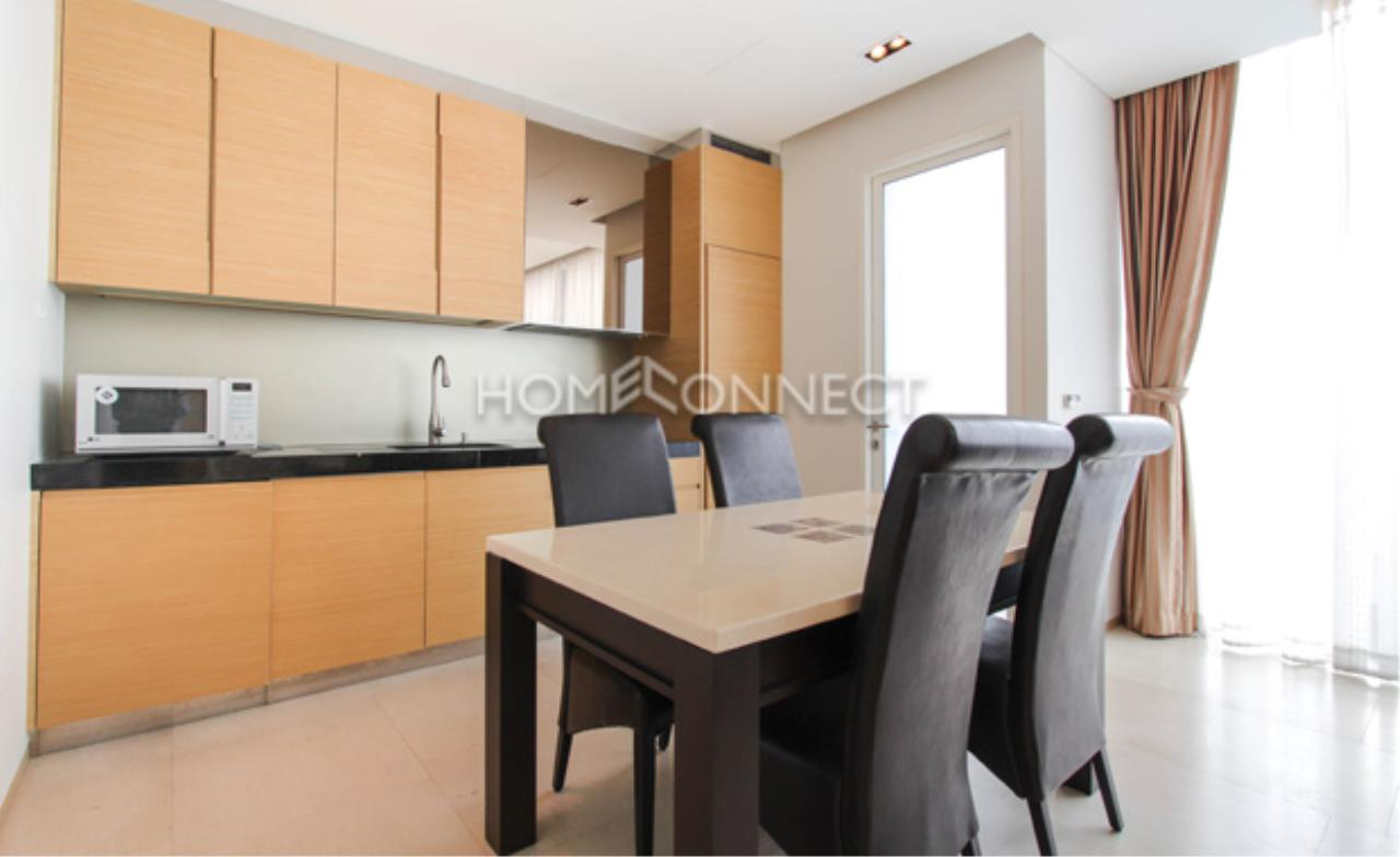 Home Connect Thailand Agency's Saladaeng Residences Condominium for Rent 5
