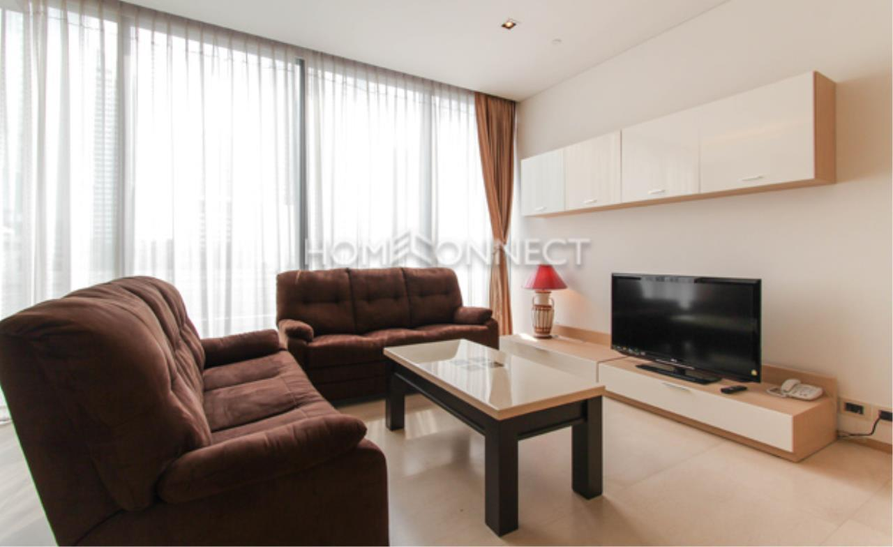 Home Connect Thailand Agency's Saladaeng Residences Condominium for Rent 6