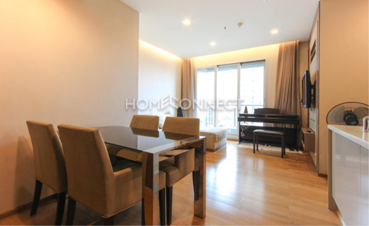 Home Connect Thailand Agency's The Address Asoke Condominium for Rent 10