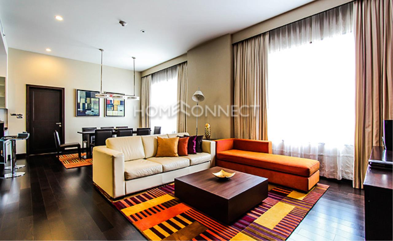 Home Connect Thailand Agency's Marriott Executive Apartments Sukhumvit Park 1