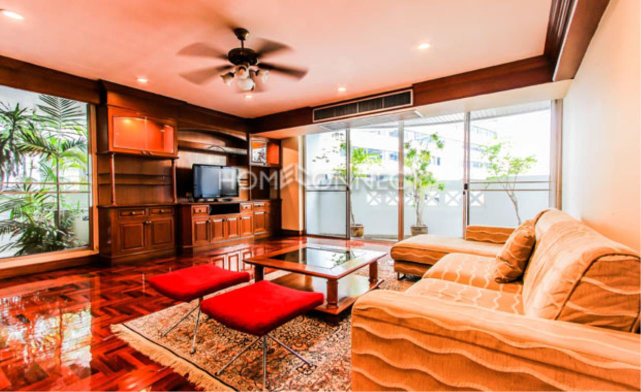 Home Connect Thailand Agency's Raj Mansion Condominium for Rent 1