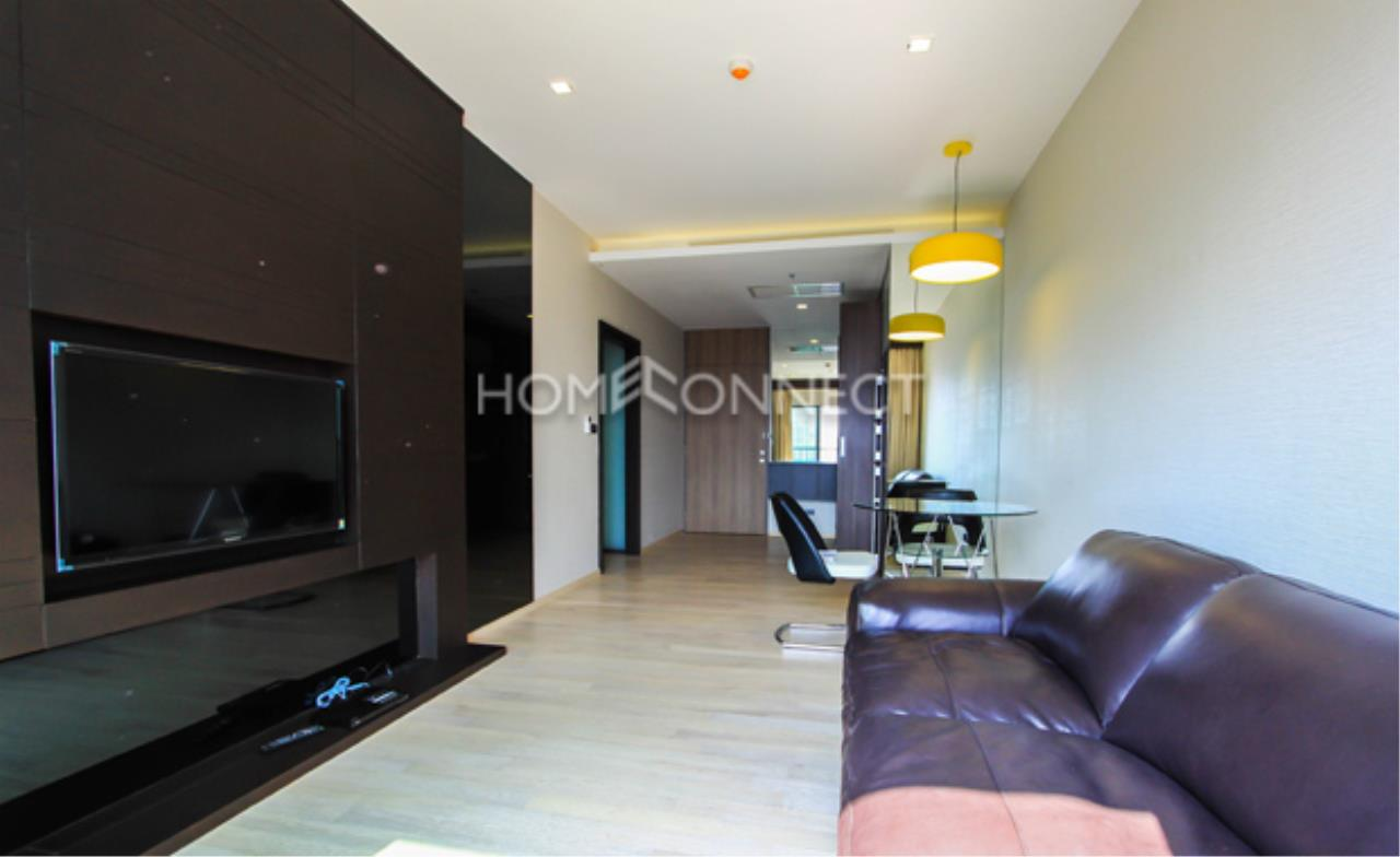 Home Connect Thailand Agency's Noble Refine Condominium for Rent 1