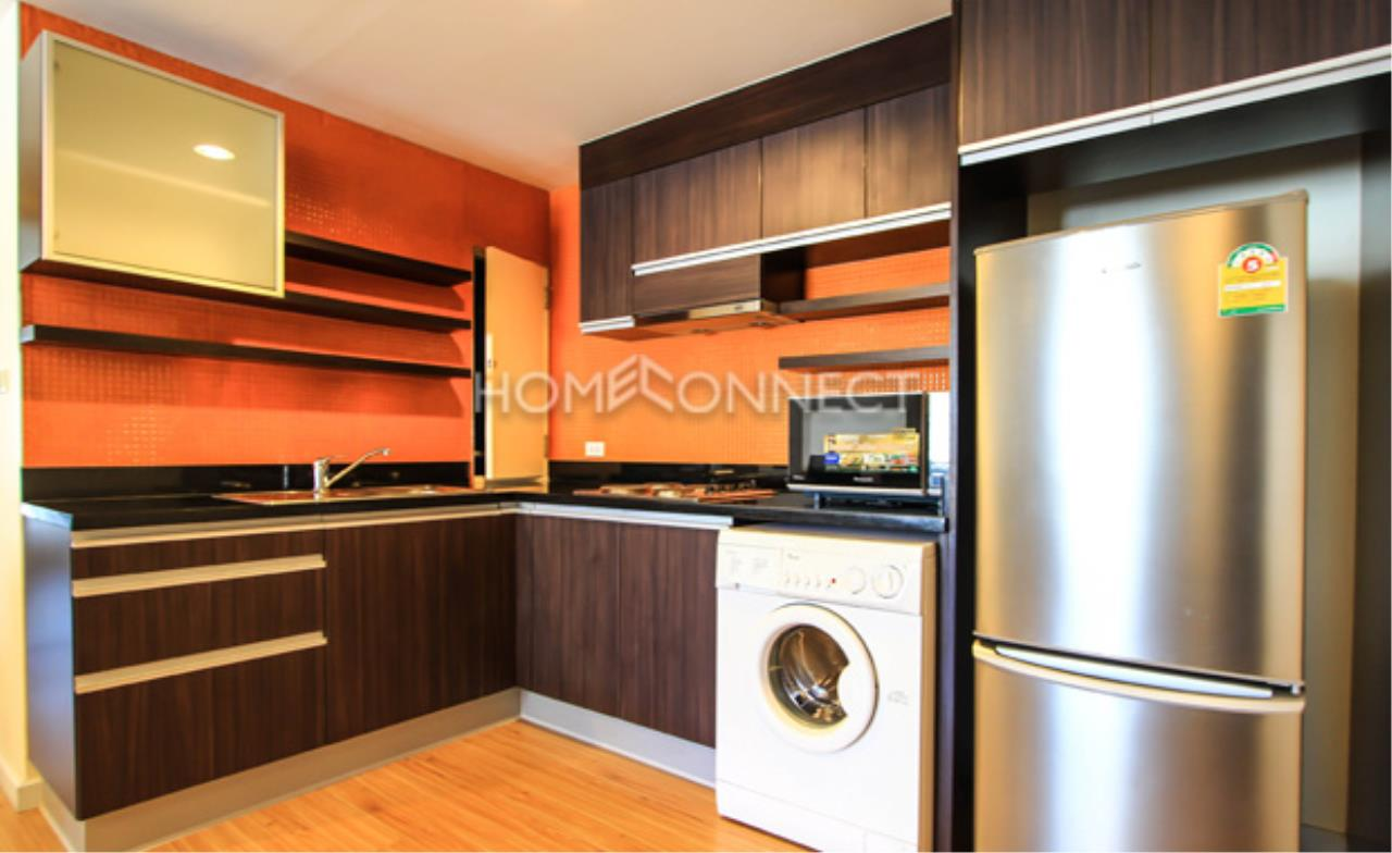 Home Connect Thailand Agency's Tropical Langsuan Condominium for Rent 1