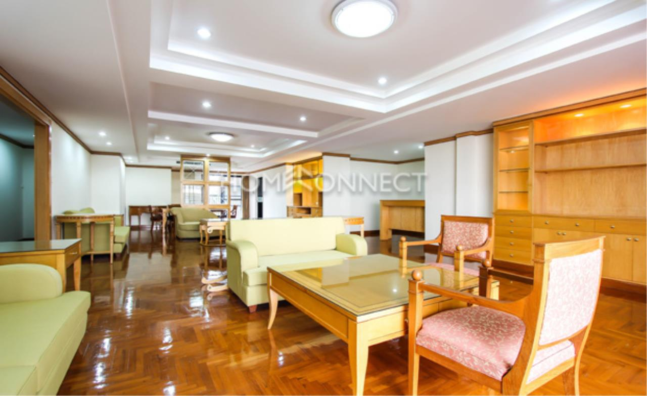 Home Connect Thailand Agency's Shanti 24 Condominium for Rent 1