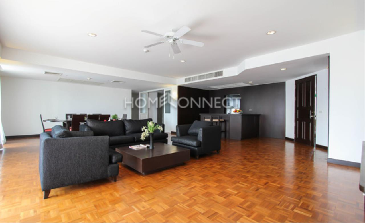 Home Connect Thailand Agency's Natural Park Condominium for Rent 2