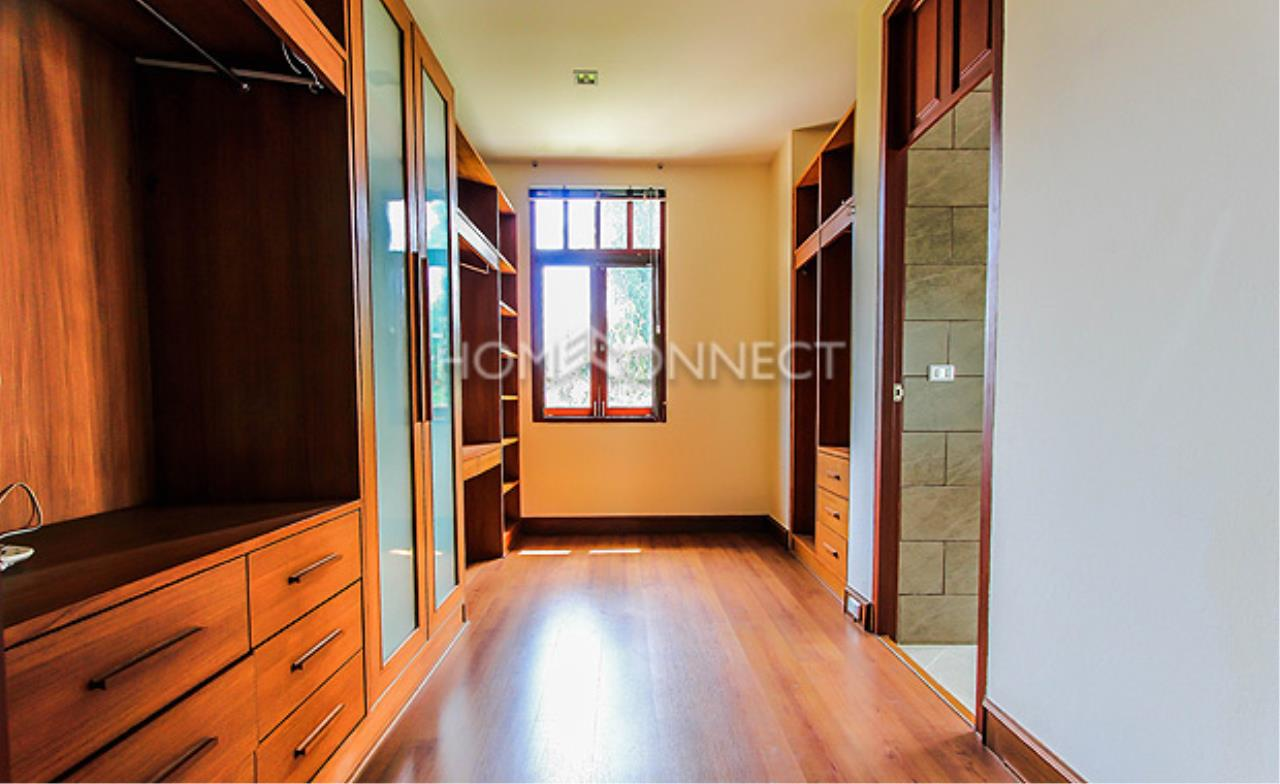 Home Connect Thailand Agency's Bangkapi Mansion Condominium for Rent 5