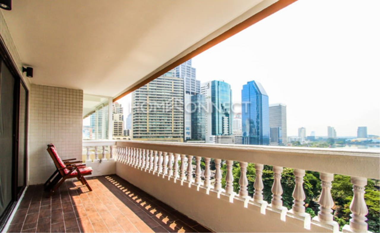 Home Connect Thailand Agency's Bangkapi Mansion Condominium for Rent 2