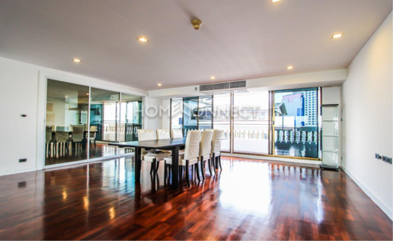 Home Connect Thailand Agency's Bangkapi Mansion Condominium for Rent 9