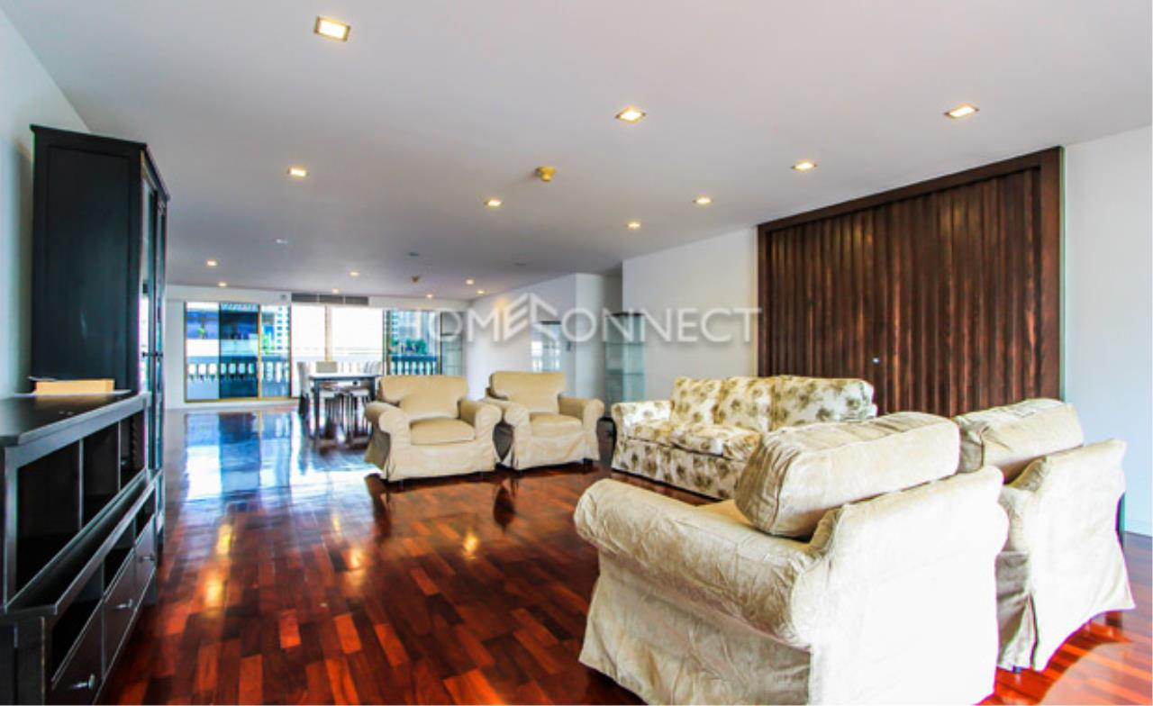 Home Connect Thailand Agency's Bangkapi Mansion Condominium for Rent 1