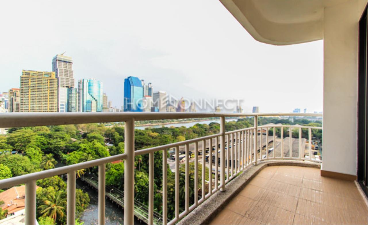 Home Connect Thailand Agency's Lake Green Condo Condominium for Rent 2