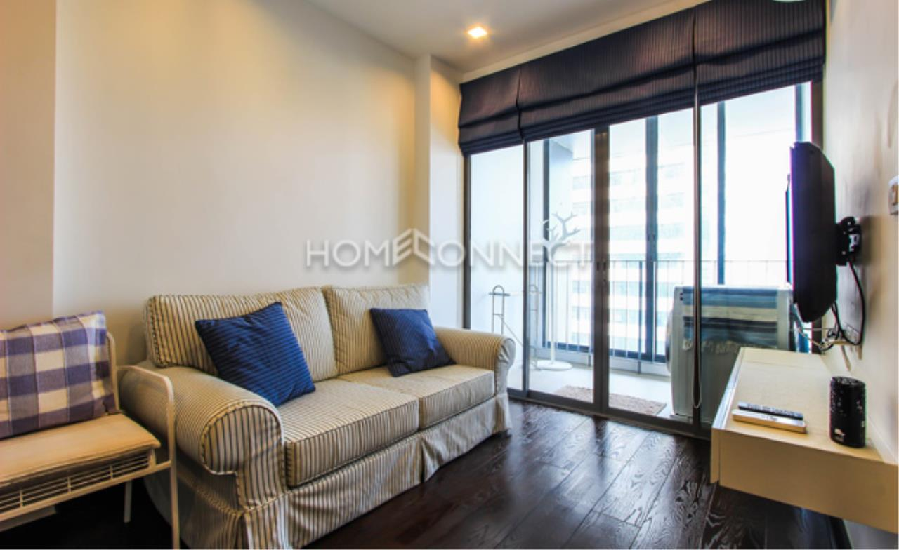 Home Connect Thailand Agency's Ideo Q Phayathai ( SOld Out ) Condominium for Rent 1