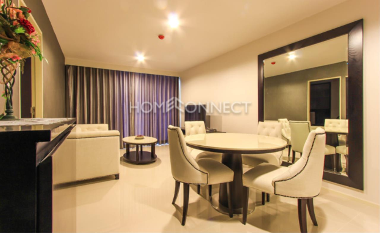 Home Connect Thailand Agency's Pearl Residence Condominium for Rent 1