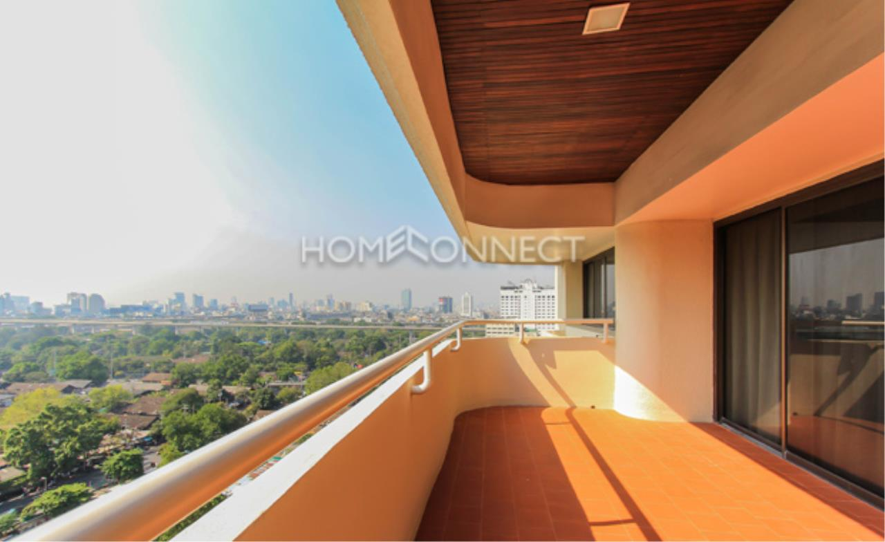 Home Connect Thailand Agency's Tower Park Condo Condominium for Rent 2