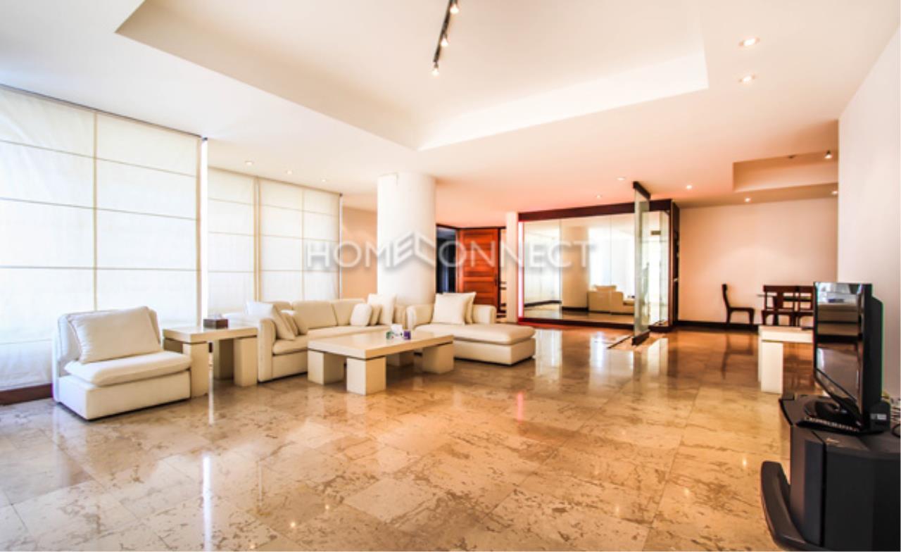 Home Connect Thailand Agency's Baan Yenarkard Condominium for Rent 1