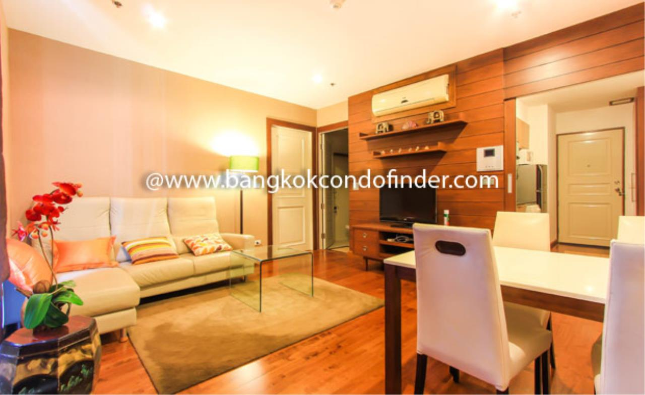 Home Connect Thailand Agency's The Master Centrium Condominium for Rent 1