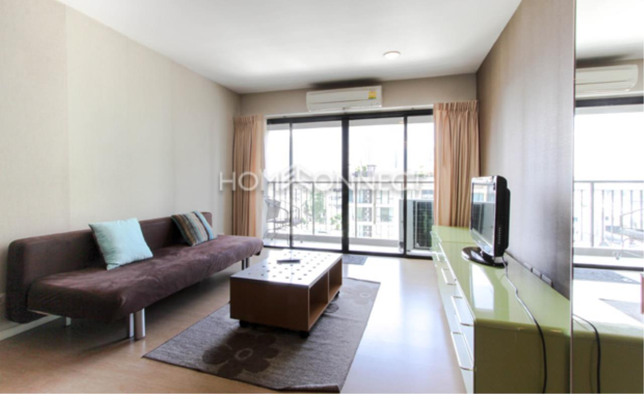 Home Connect Thailand Agency's Renova Residence Chidlom Condominium for Rent 1