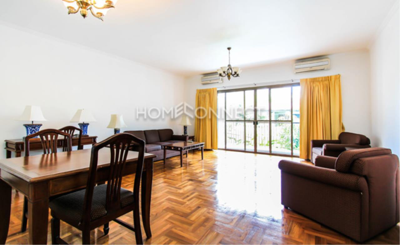 Home Connect Thailand Agency's Baan Rajchakru Condominium for Rent 1