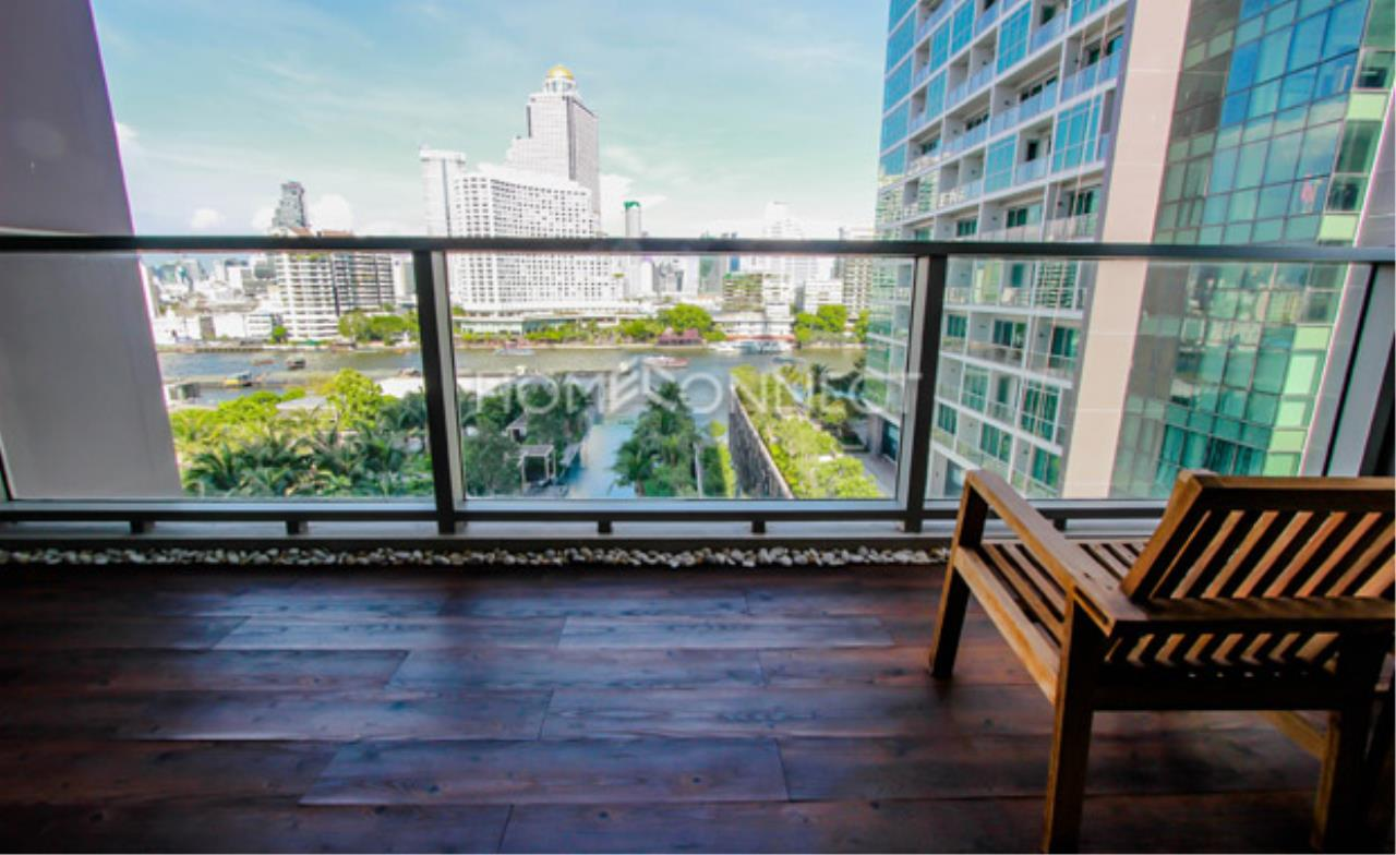 Home Connect Thailand Agency's The River Condominium Condominium for Rent 3