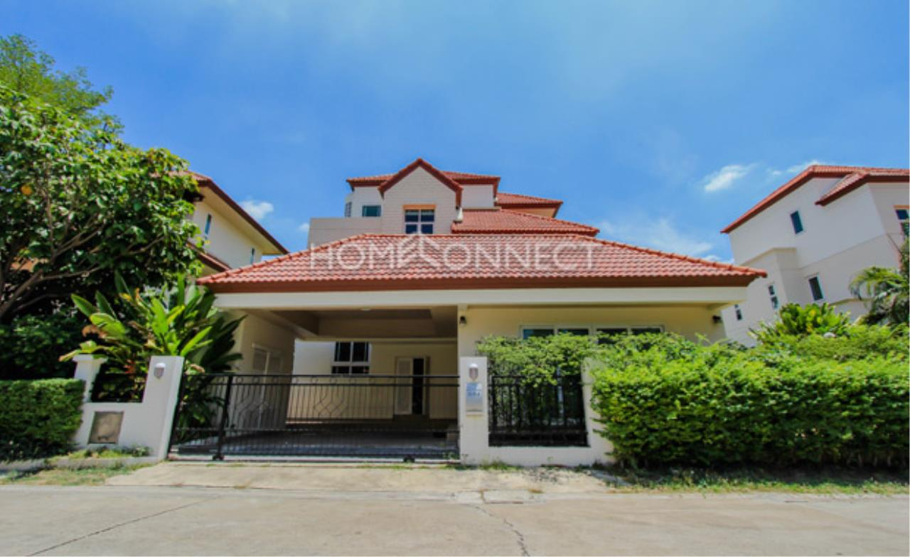 Home Connect Thailand Agency's Villa Nakarin 1