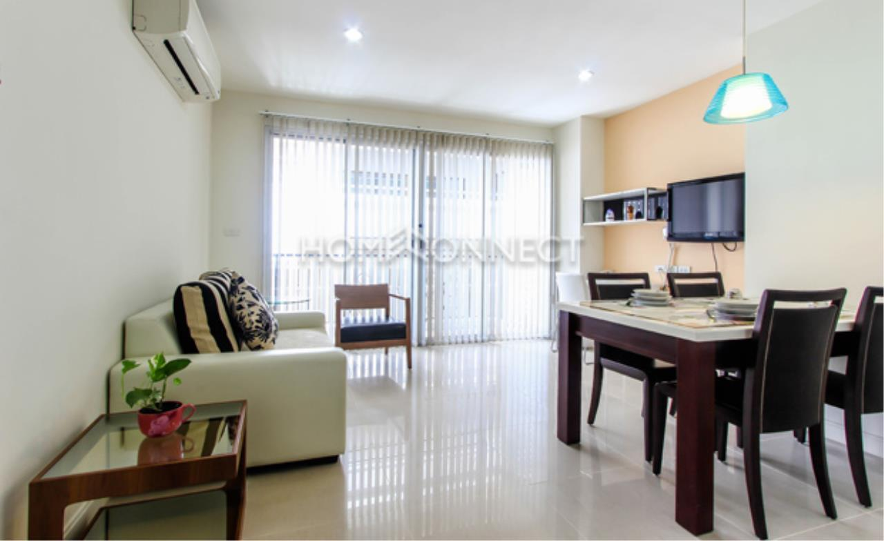 Home Connect Thailand Agency's Chanarat Place Condominium for Rent 1