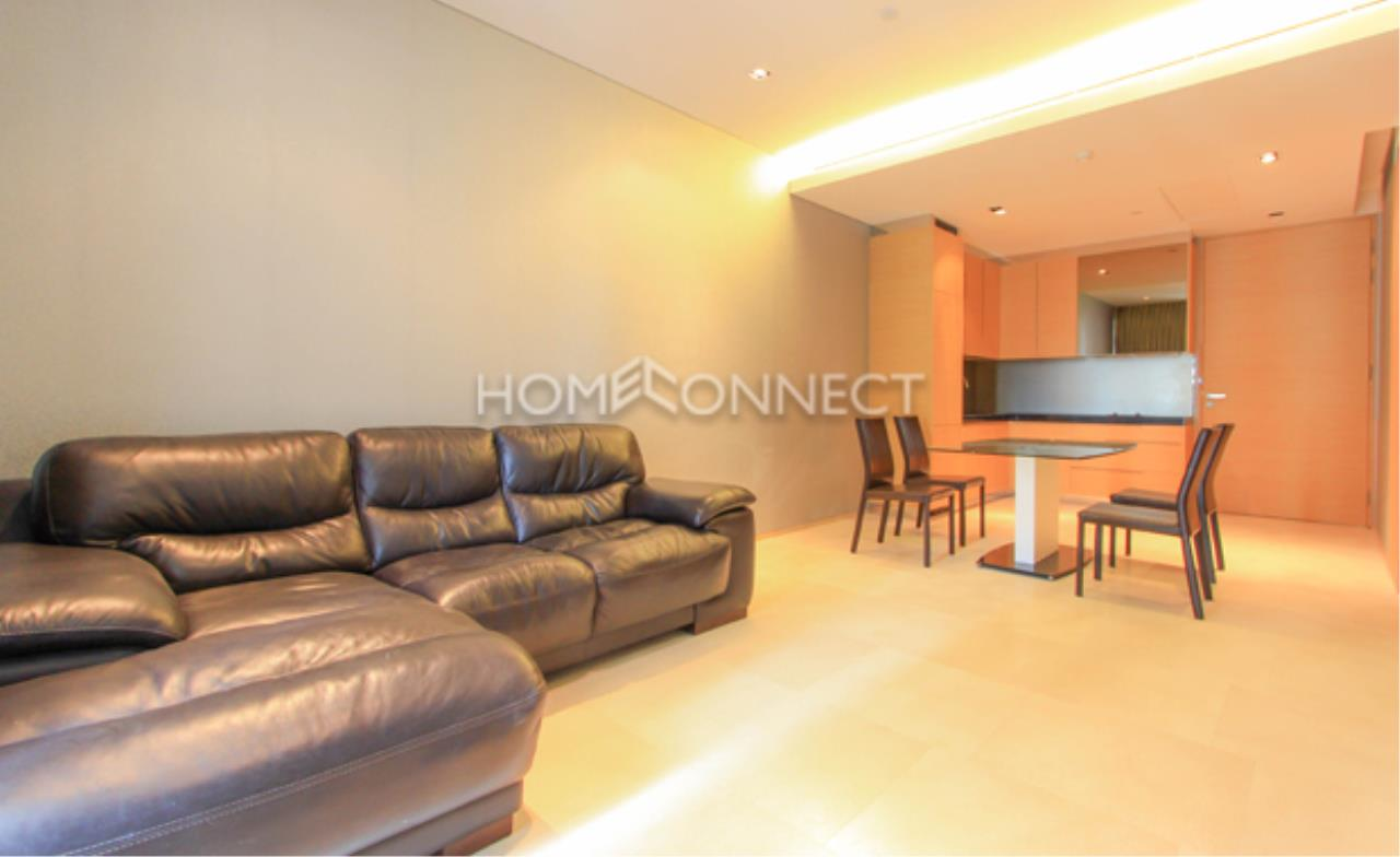 Home Connect Thailand Agency's Saladaeng Residences Condominium for Rent 1