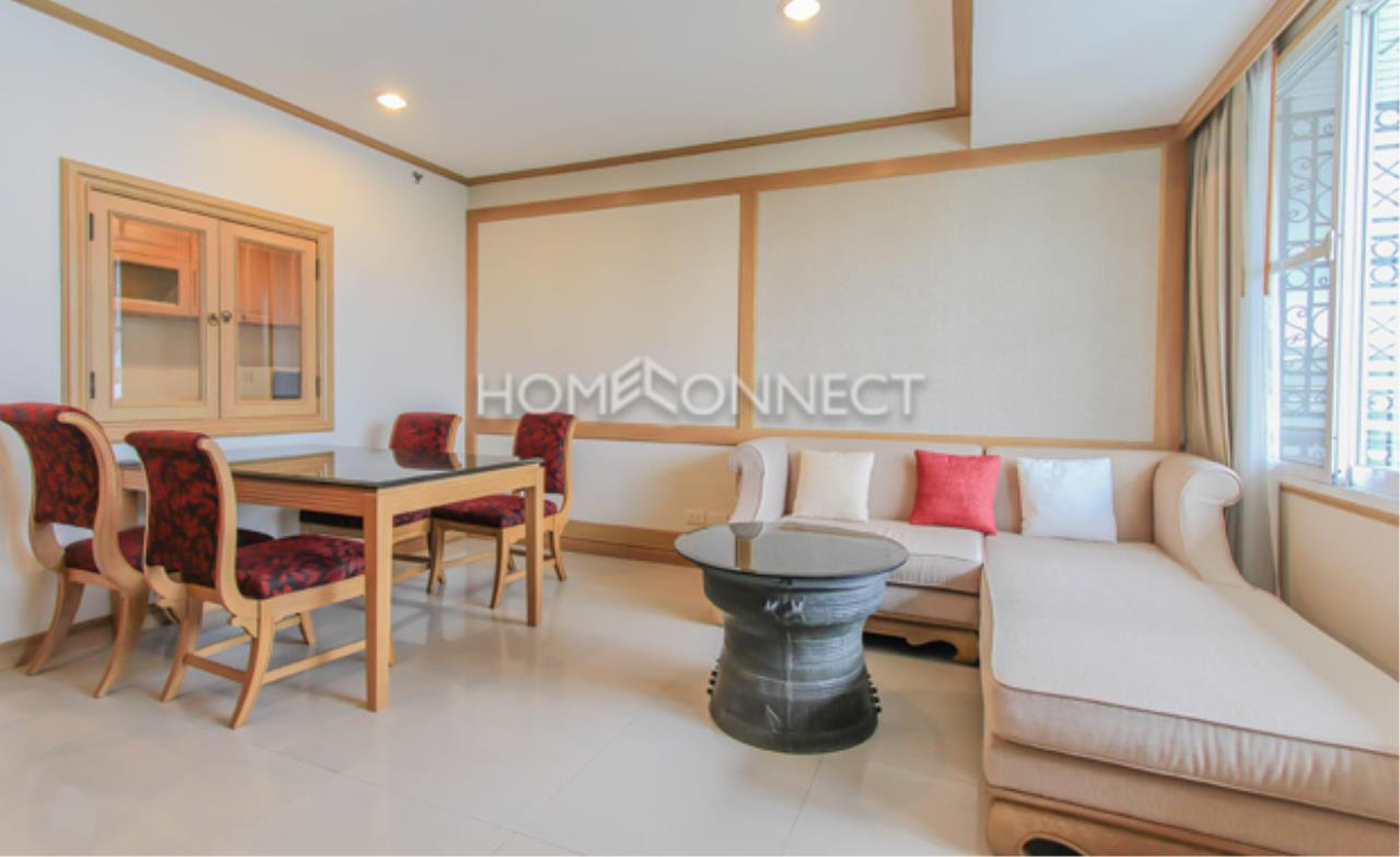 Home Connect Thailand Agency's Empire Sawasdi Condominium for Rent 1