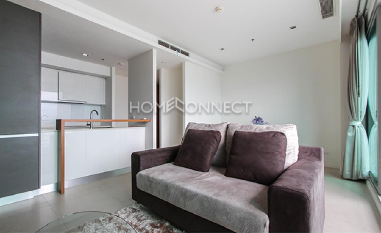 Home Connect Thailand Agency's The River Condominium Condominium for Rent 1