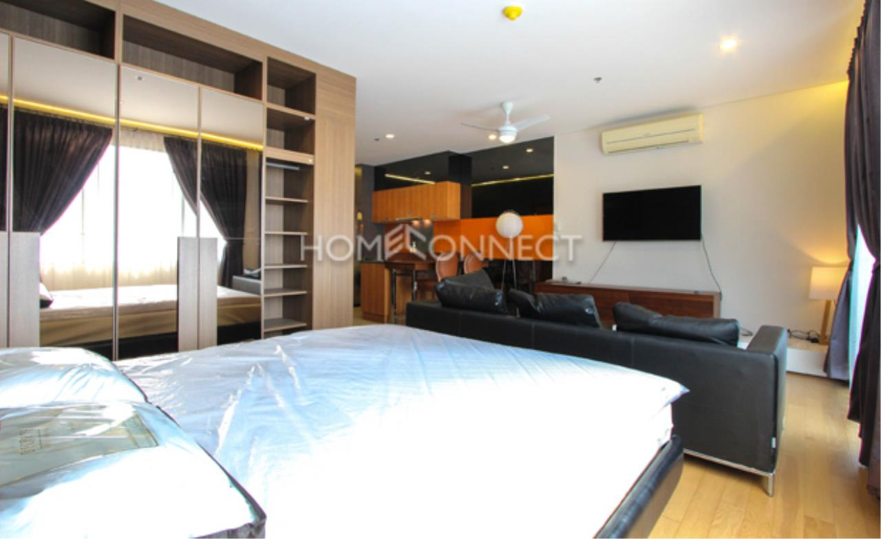 Home Connect Thailand Agency's Villa Sathron Condominium for Rent 3
