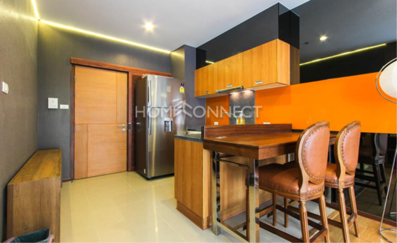 Home Connect Thailand Agency's Villa Sathron Condominium for Rent 6