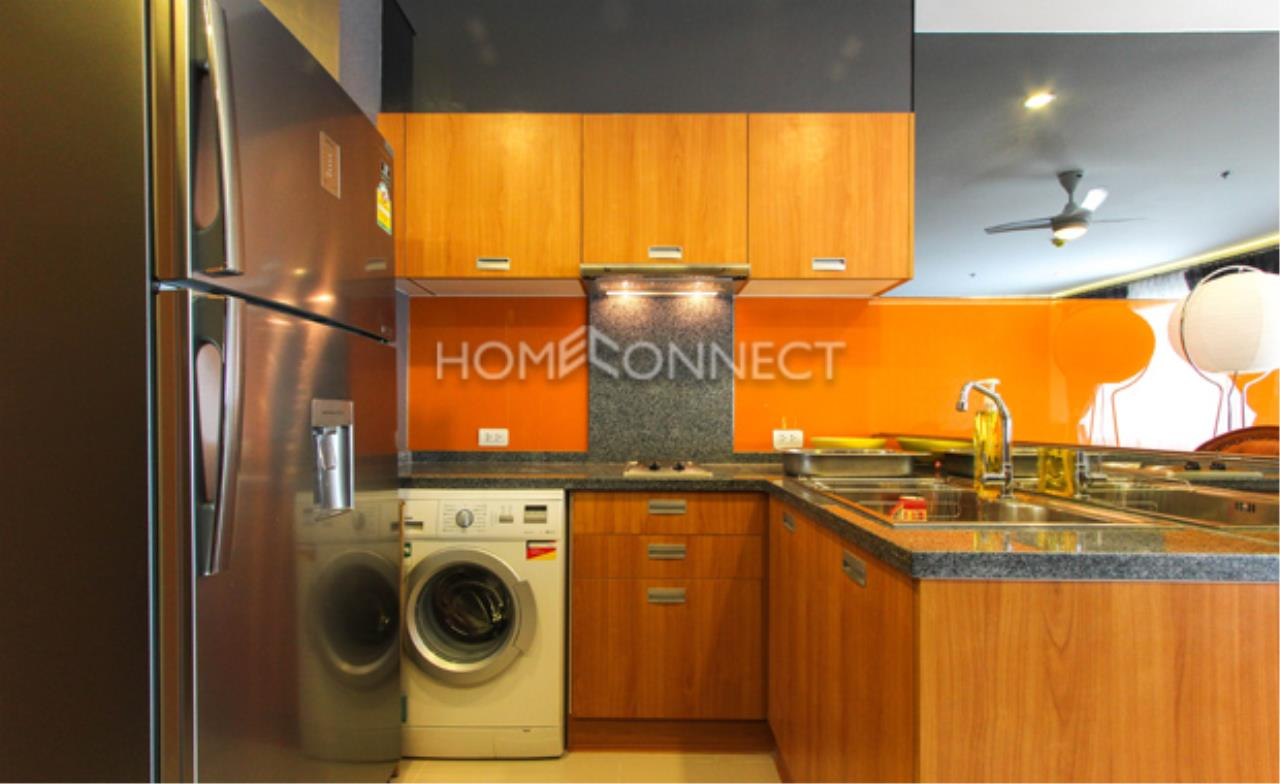 Home Connect Thailand Agency's Villa Sathron Condominium for Rent 5