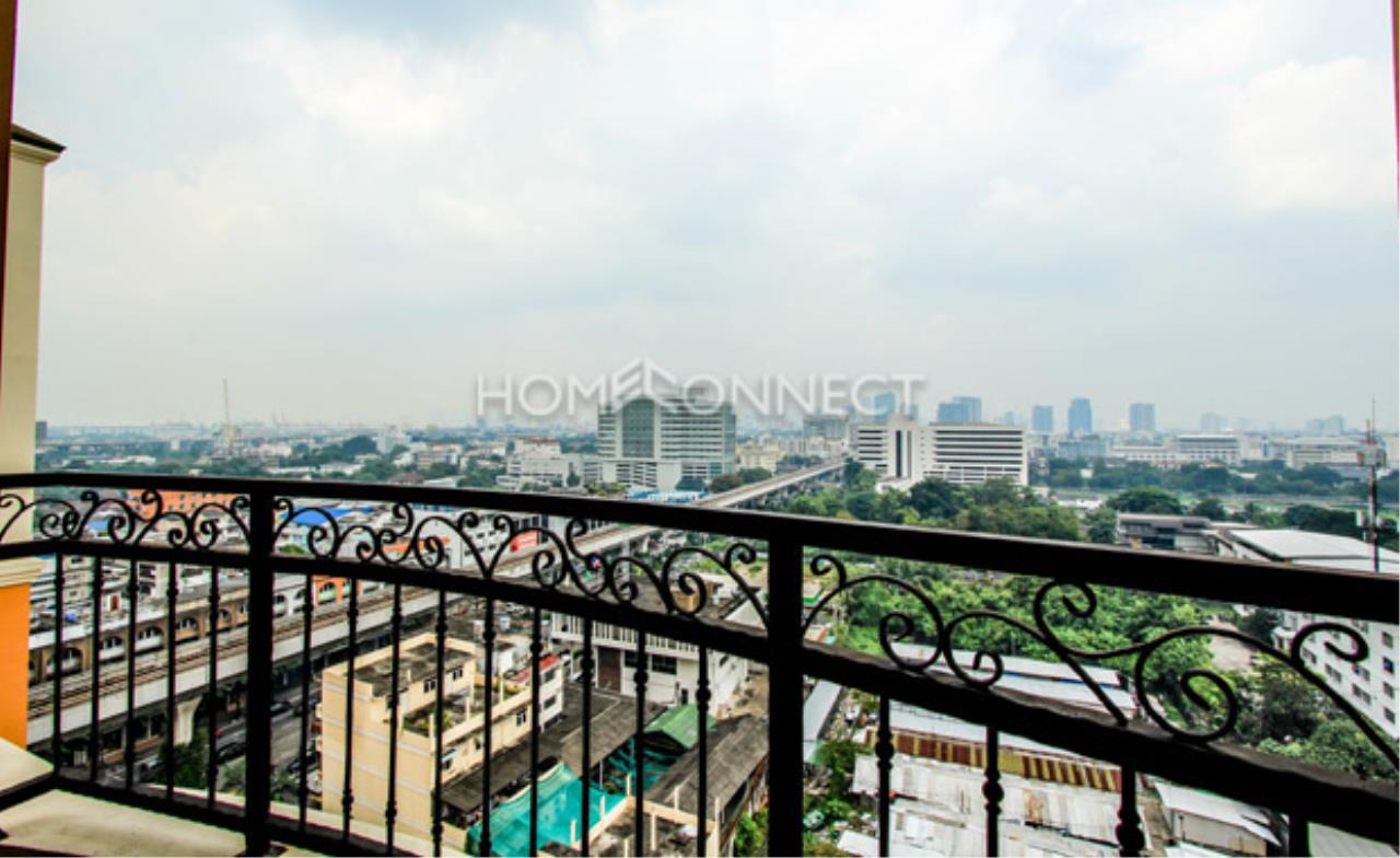 Home Connect Thailand Agency's Baan Montida Condominium for Rent 2