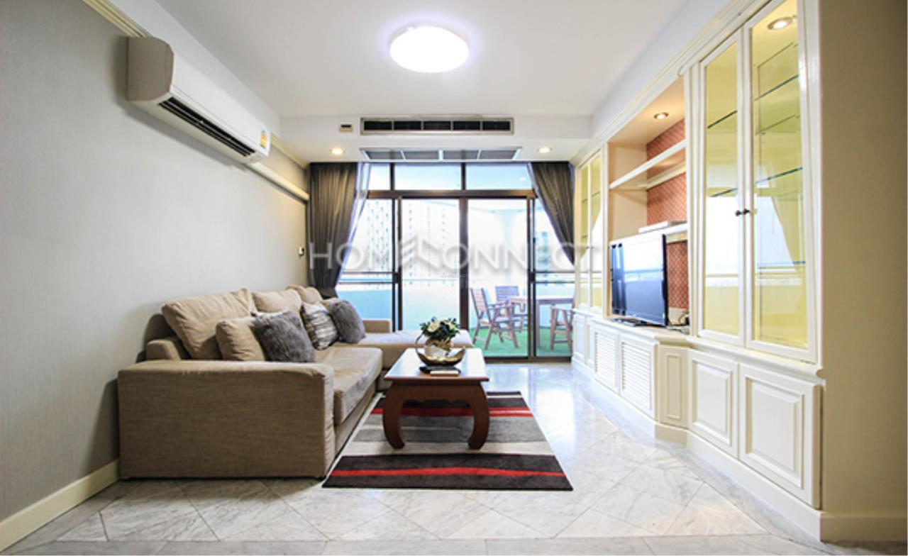 Home Connect Thailand Agency's Waterford Park Condominium for Rent 1