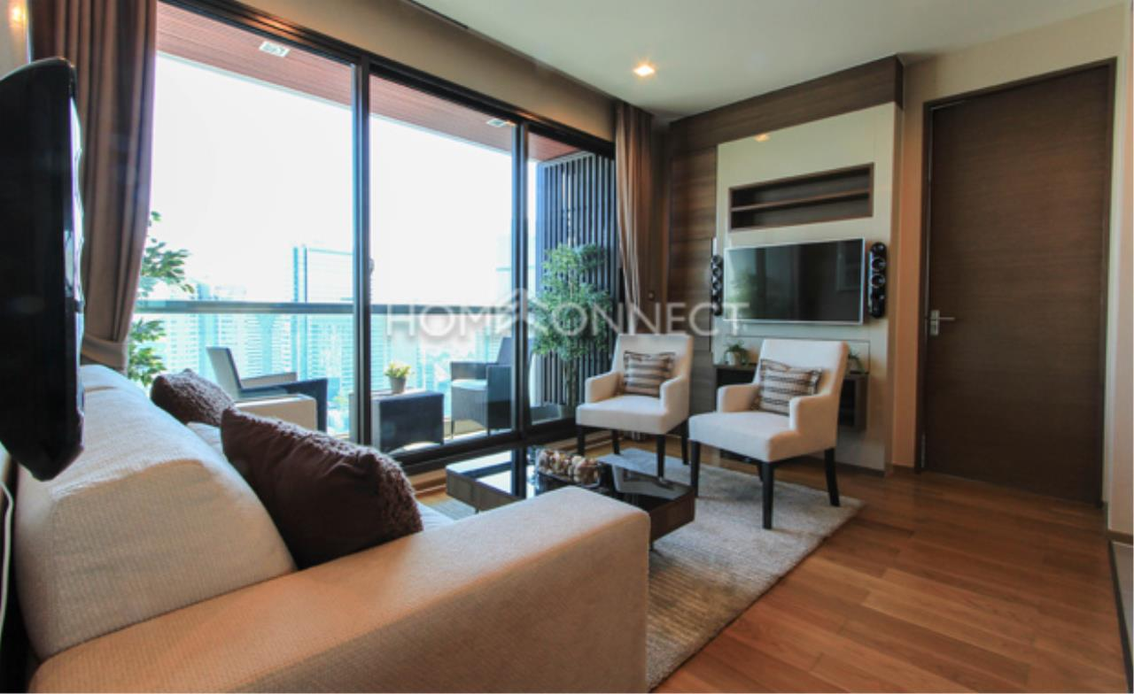 Home Connect Thailand Agency's The Address Sathorn Condominium for Rent 9