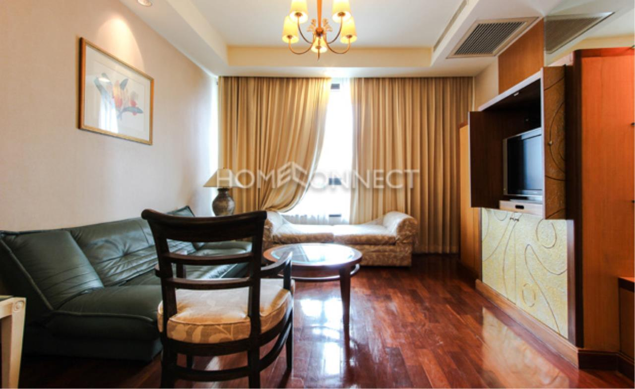 Home Connect Thailand Agency's President Place Condo for Rent 1